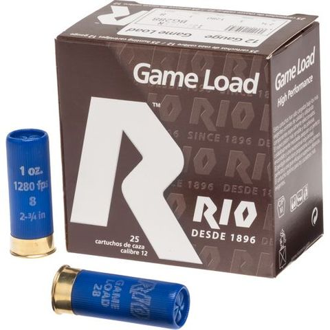 RIO GAME LOAD 12GA  34GR 25PKT