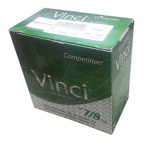 RIO VINCI 5% 12GA 7.5 SHOT 24GR 250PKT