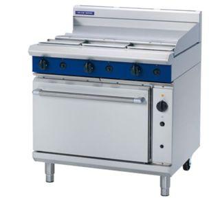 Blue Seal 900mm Griddle Plate  Gas Convection Range