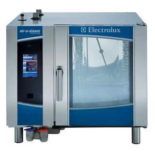 Electrolux 6GN 1/1 Electric Air-O-Steam Boiler Touch Combi Oven