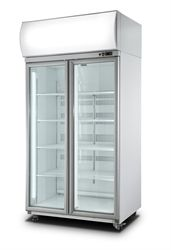 Iccold Double Door Chiller (price excludes freight)