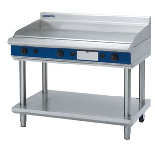 Blue Seal 1200mm Gas Griddle on Leg Stand