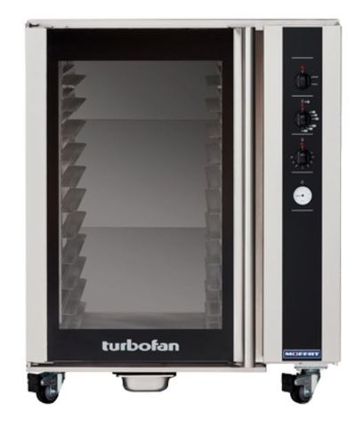 Turbofan Manual Electric Prover and Holding Cabinet 12 Tray