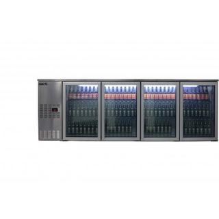 Apollo 4 door Bottle cooler 780litre