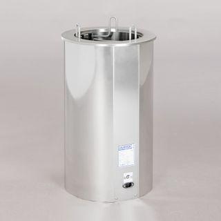 Hupfer Incounter Plate Dispenser EBRH/V 27-33 heated S/S (0163069)