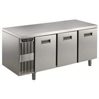 Electrolux 3 door Undercounter refrigerator table
