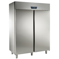 Electrolux Double door upright chiller