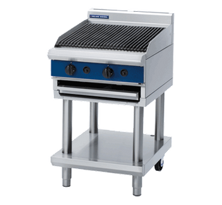 Blue Seal 600mm Gas Chargrill Legstand