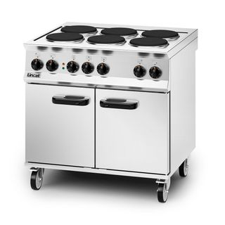 Opus 800 6 plate Electric Oven Range