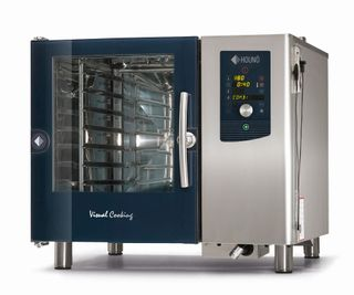 Houno C Line Visual Cooking Oven 6 Tray