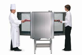 Houno PassThrough solution 2 door oven for 1.10