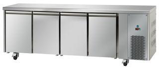 TFBT Fully Stainless Steel GN 4 door Freezer