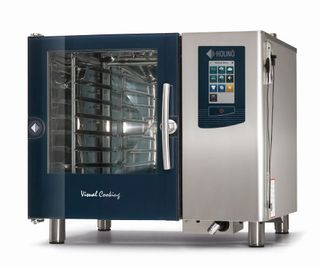 Houno KPE Line Visual Cooking Oven 6 Tray