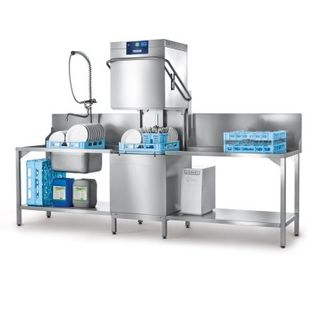 Hobart Profi AMX Hood Dishwasher