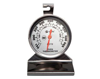 Thermometer Oven 55mm Dial S/S