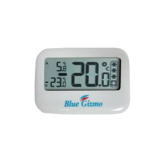 Blue Gizmo Fridge/Freezer Thermometer