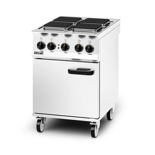 Opus 800 Electric Free standing oven range - 4 plate