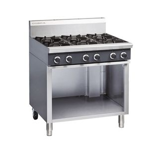 Cobra 6 Burner Gas Cooktop