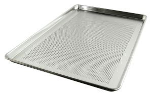 Bun Pan Half Size Perforated