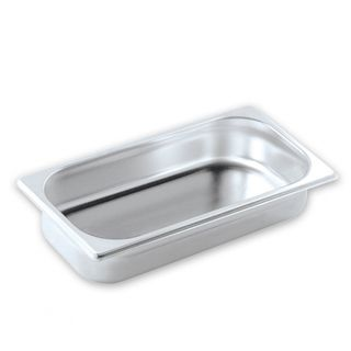 1/3 x 64mm Steam Table Pan