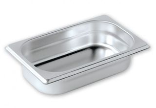 1/4 x 64mm Steam Table Pan