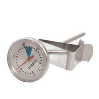 Coffee Thermometer with clip 25mm Dial