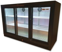 Dellware Back bar Chiller sliding door (price excluding freight)
