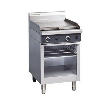 Cobra Gas Griddle Toaster