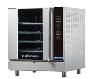 Turbofan Full Size Tray Digital Gas Convection Oven