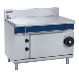 Blue seal 120L Manual Tilt Gas Bratt Pan