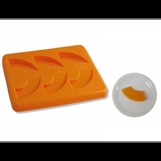 Silicone Food Mold Pumpkin