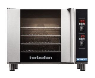 Turbofan Half size tray Digital Convection Oven