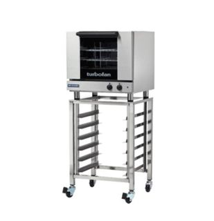 Turbofan Half Size Tray Manual Electric Convection Oven