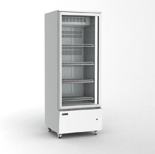 Orford 600 litre single glass door chiller