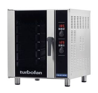 Turbofan Digital electric convection oven 5 1/1 Gn