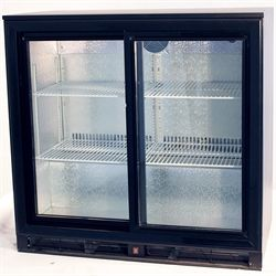 Dellware Backbar Chiller sliding door (price excluding freight)
