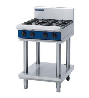Blue Seal 4 Burner cooktop leg stand