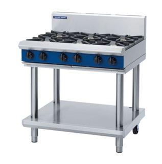 Blue Seal 6 Burner Cooktop Leg Stand