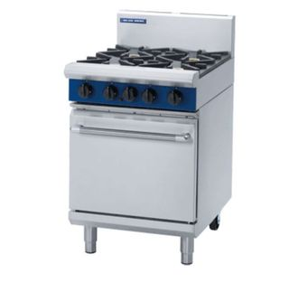 Blue Seal Gas Range 4 Burner Static oven