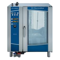 Electrolux 10 GN 1/1 Natural Gas Air-O-Steam Boiler Combi Oven