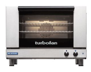 Turbofan Full Size Manual Convection Oven