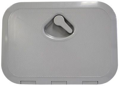 Nuova Deluxe Storage Hatches - Grey
