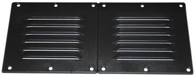 Nylon Louvered Snap-Apart Vents