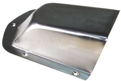 Stainless Steel Clam Scoops/Vents