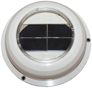 Solar Powered Extraction Fans