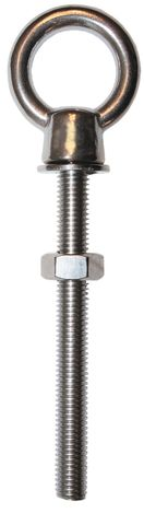 Generic S/Steel Eye Bolt with Cast Head