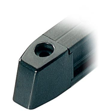 RC61980 I-BEAM S19 TRACK END