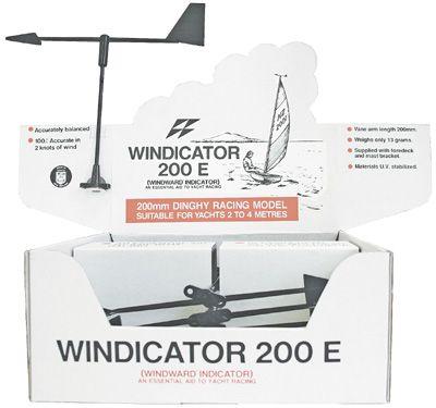WINDWARD INDICATOR DINGHY 200E