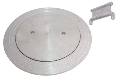 DECK PLATE ALLOY 150MM
