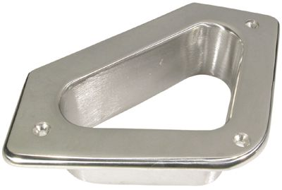 OPEN HAWSE HOLE TRIANGLE SS